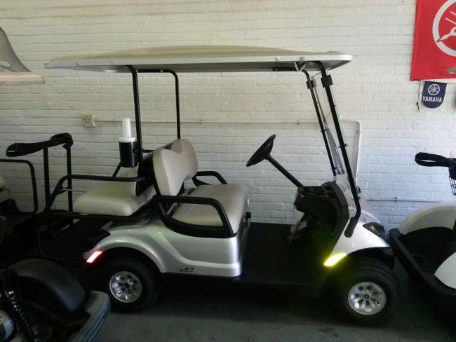 Pro Yamaha Golf Cars
