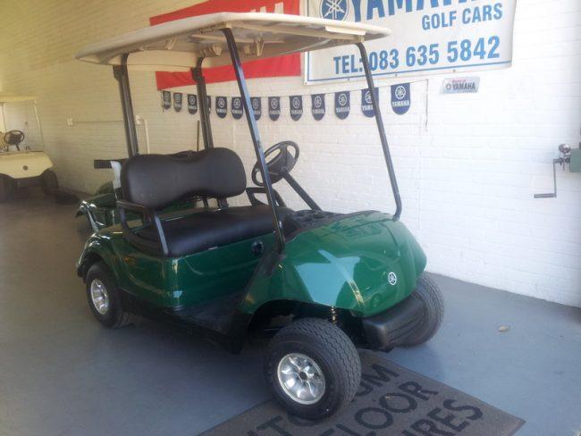 Pro Yamaha Golf Cars Green