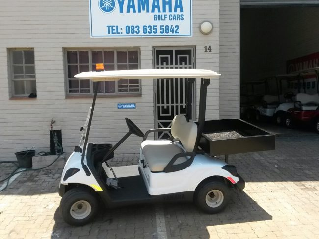 Pro Yamaha Golf Cars Utility